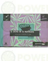 Libro La Cocina de la Marihuana. Tom Flowers