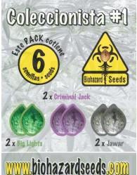 Coleccionista #1 (Biohazard Seeds)