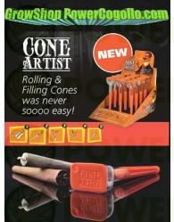 Cone Artist (Crea y Rellena Conos)