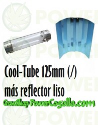 Cool Tube 125cm más Reflector