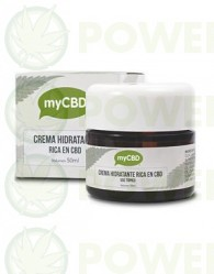 CREMA FORTE CON CBD 50 ml (MYCBD)