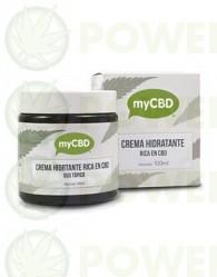 CREMA FORTE CON CBD 100 ml (MYCBD)