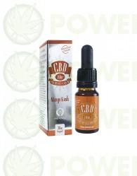 E-Liquid CBD Premium Mango Kush 10ml (CbdCure)