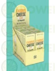 E-Liquid Exodus Cheese con CBD (Harmony)