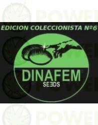 Edición Coleccionista #6 (Dinafem)