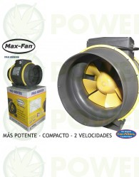 Extractor Max Fan 2 Velocidades