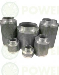 Filtro AntiOlor KoalAir Carbón Áctivo-125/500 (500 m3/h)