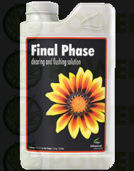 Final Phase de Advanced Nutrients