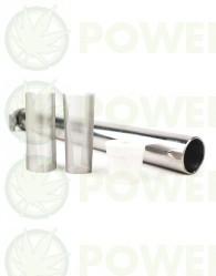Gasolinator Metálico (Extractor BHO)