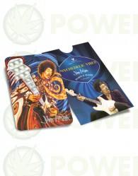Grinder Tarjeta Moledora Jimi Hendrix, Psychedelic Vibes