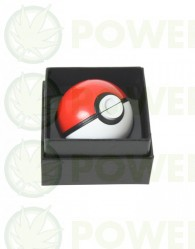 grinder pokeball pokemon cogollos triturador