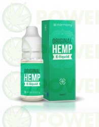 HARMONY E-LIQUID ORIGINAL HEMP (CBD)