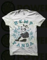 Camiseta Hemp Panda