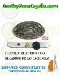 HORNILLO ELECTRICO CARBON CACHIMBA