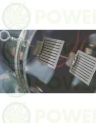 Placa Cerámica Recambio Ozonizador Indizono 3500mg/h