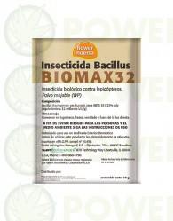 Insecticida Biológico Biomax 32 (Bacillus) 10 gr (FLOWER)