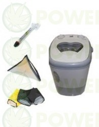 Kit lavadora Resina BubbleXtractor Pequeño