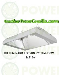 KIT LUMINARIA LEC SUN SYSTEM 630W
