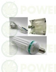 Kit 150W Agrolite CFL Crecimiento (bajo consumo)