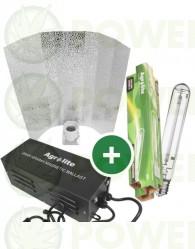 Kit 250 W Agrolite Bombilla mixta