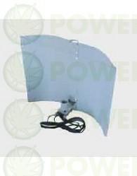 Kit 600w Sylvania Grolux+ Reflector Adjust + Difusor Calor