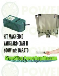 KIT 600W MAGNETICO VANGUARD CLASE II PLUG&PLAY