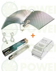 Kit 600w Sylvania + Reflector Adjust-a-Wings