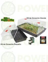 Kit de Clonación Grande Económico con Invernadero