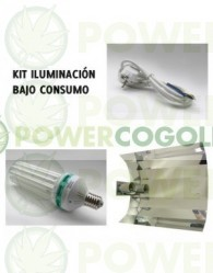 Kit completo CFL (bajo consumo)