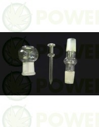 Kit Conversión BHO Recto 19 mm BHO Borosilicato