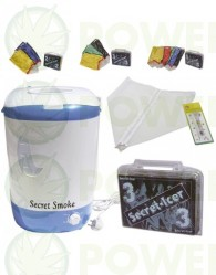 Kit lavadora + Secret-Icer 3 mallas