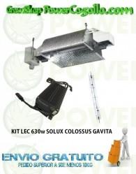 KIT LEC 630w SOLUX COLOSSUS GAVITA