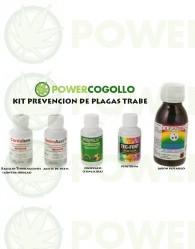 Kit Prevención Plagas Ecológico (Trabe)
