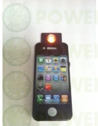 Mechero Iphone USB sin gas