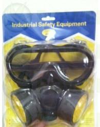 Set de Protección; Gafas + Máscara