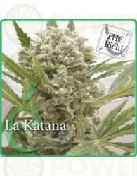 La Katana Feminizada (Elite Seeds)