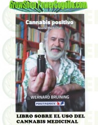 """LIBRO CANNABIS POSITIVO, ACEITE MEDICINAL"""""""