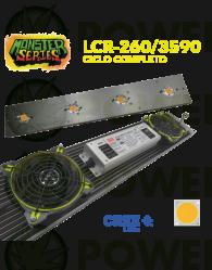 LUMINARIA LED CREE LCR-3590 260w LUMILIGHT CICLO COMPLETO