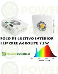 LED Agrolite 72W Led CREE