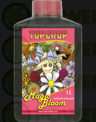 topbloom, topcrop, floración cannabis