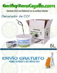 Nature Generador de CO2 5 Lt
