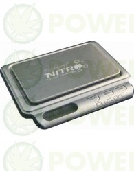 Básculas Digitales Precisión Nitro NTR-500gr/0,1gr