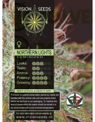 Northern Lights Vision Seeds