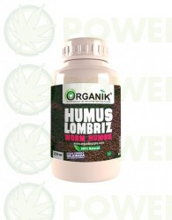 Organik Humus de Lombriz Líquido