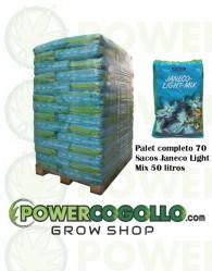 Palet Sustrato Janeco Light Mix 50 Lt (70 sacos)