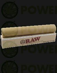 Papel RAW Parchment Rollo GIGANTE