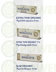 Papel Mascotte Organic 1 1/4