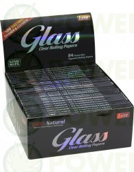 Papel Transparente K.S. Glass CLEAR Celulosa