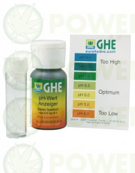 Medidor Ph Test Kit GHE