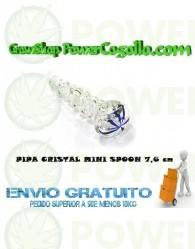 PIPA CRISTAL MINI SPOON 7,6 cm